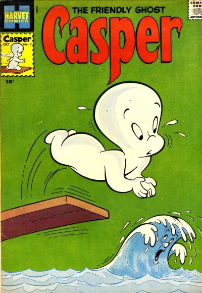 Friendly Ghost Casper, The A1 Comix Comic Book Database