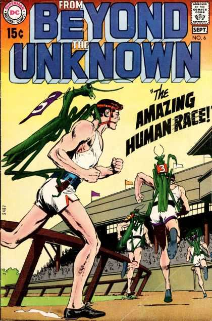 From Beyond the Unknown A1 Comix Comic Book Database
