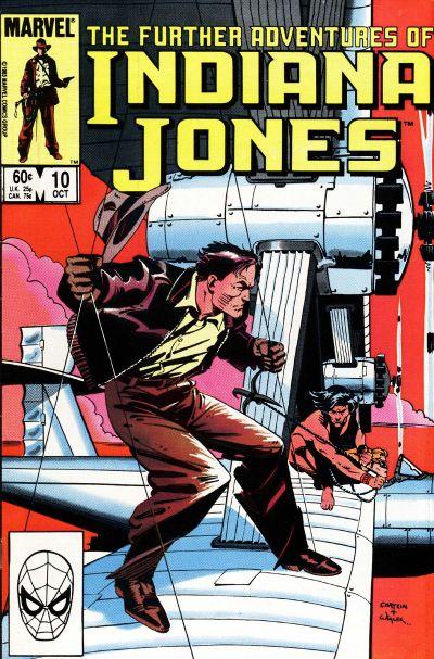 Further Adventures of Indiana Jones A1 Comix Comic Book Database