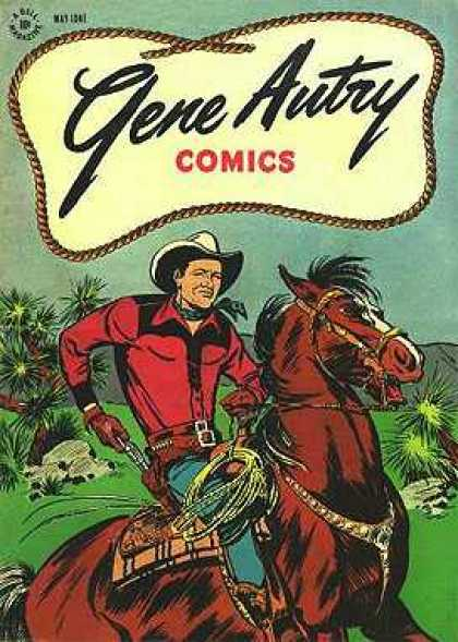 Gene Autry Comics Comic Book Back Issues by A1 Comix