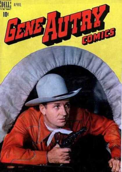 Gene Autry Comics A1 Comix Comic Book Database