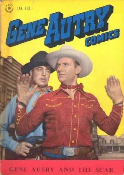Gene Autry Comics A1 Comix Comic Book Database