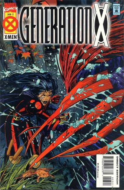 Generation X A1 Comix Comic Book Database