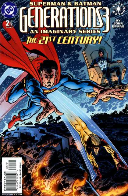 Superman & Batman Generations 3 A1 Comix Comic Book Database