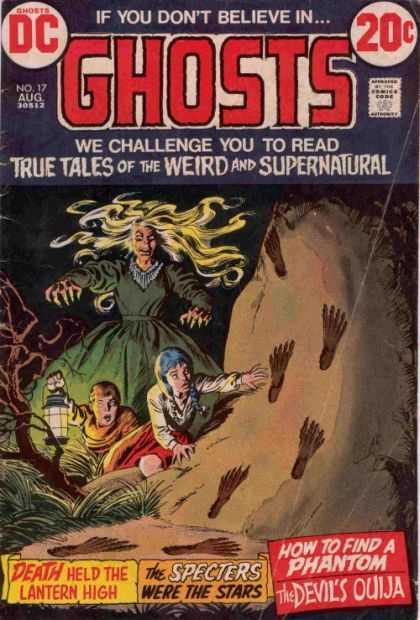 Ghosts A1 Comix Comic Book Database