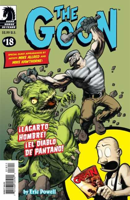 Goon A1 Comix Comic Book Database