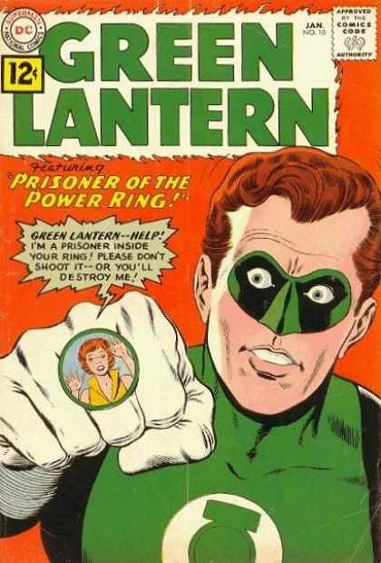 Green Lantern 1960 A1 Comix Comic Book Database