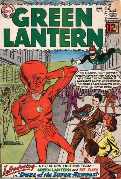 Green Lantern 1960 A1 Comix Comic Book Database