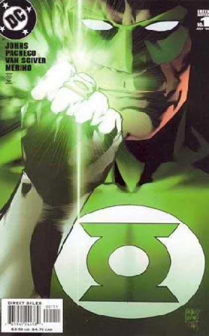 Green Lantern 2005 Comic Book Back Issues by A1 Comix