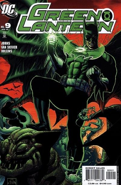 Green Lantern 2005 A1 Comix Comic Book Database