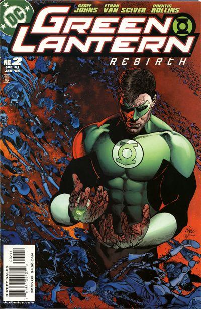 Green Lantern Rebirth A1 Comix Comic Book Database