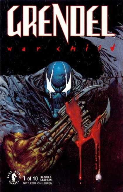 Grendel: War Child Comic Book Back Issues by A1 Comix