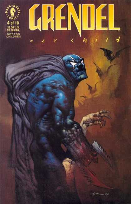 Grendel: War Child A1 Comix Comic Book Database