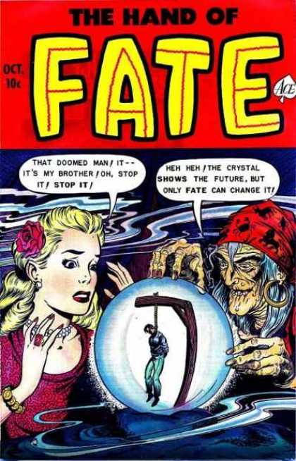 The Hand of Fate A1 Comix Comic Book Database