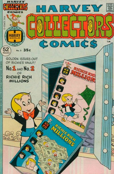Harvey Collectors Comics A1 Comix Comic Book Database