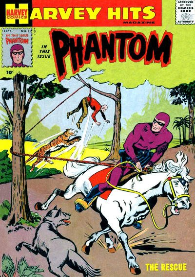 Harvey Hits Comic Book Back Issues by A1 Comix