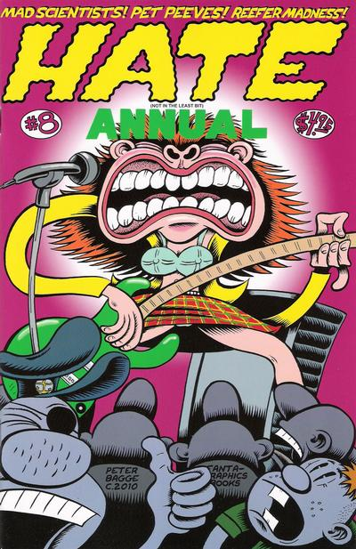 Hate Annual A1 Comix Comic Book Database