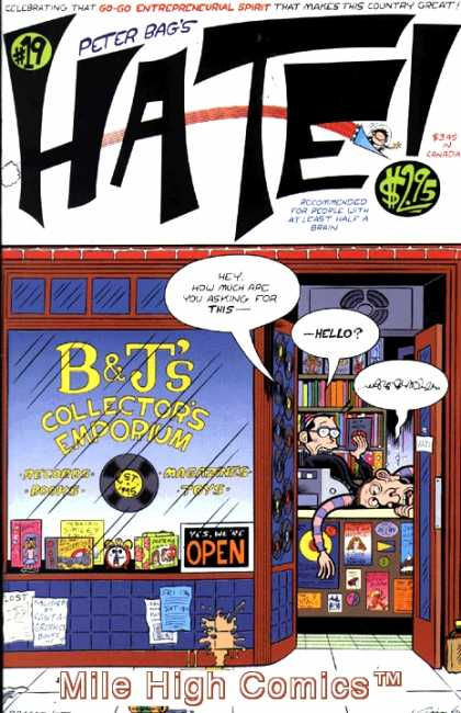 Hate A1 Comix Comic Book Database