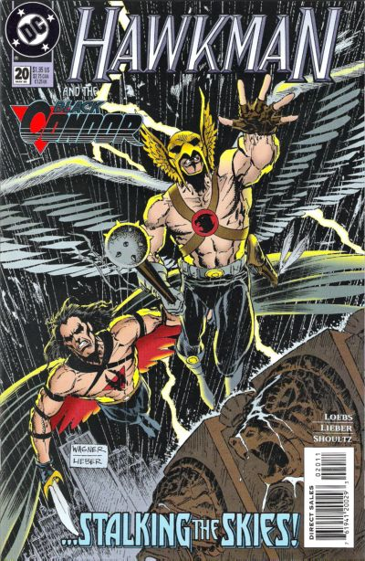 Hawkman 1993 A1 Comix Comic Book Database