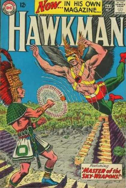 Hawkman Comic Book Back Issues by A1 Comix