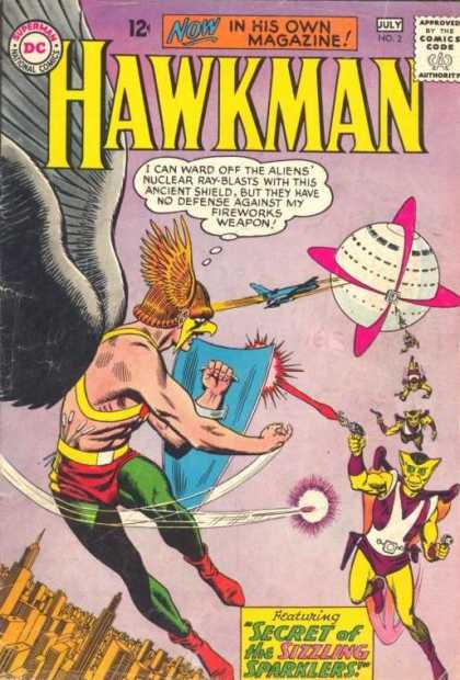 Hawkman A1 Comix Comic Book Database