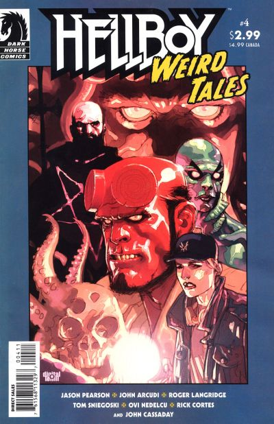 Hellboy: Weird Tales A1 Comix Comic Book Database