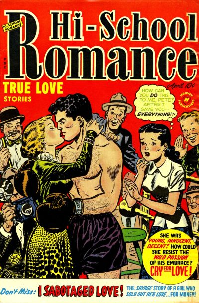 Hi-School Romance A1 Comix Comic Book Database