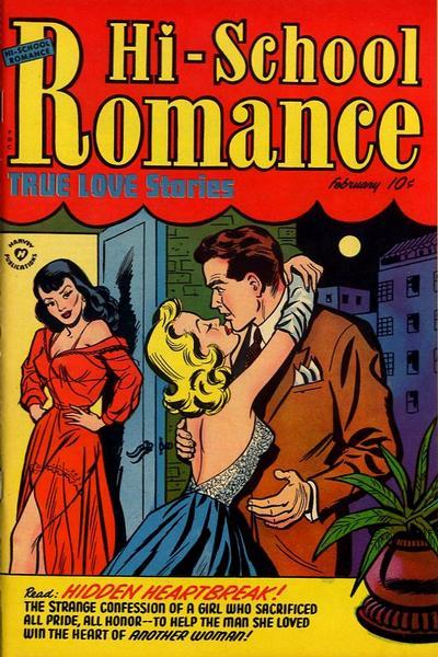 Hi-School Romance A1 Comix Comic Book Database