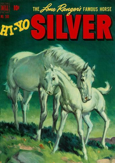 Hi-Yo Silver Comic Book Back Issues by A1 Comix