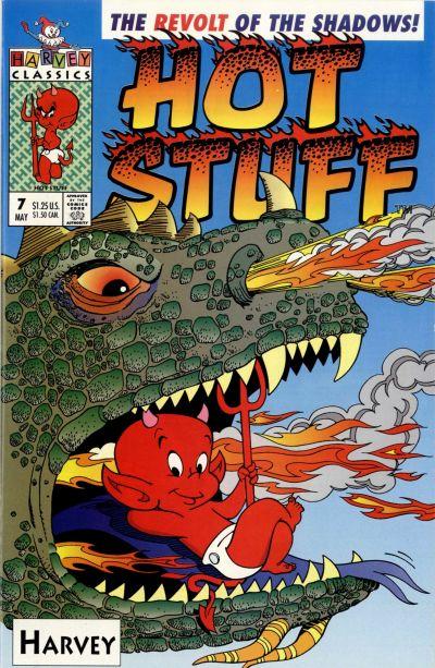 Hot Stuff A1 Comix Comic Book Database