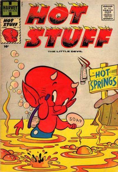Hot Stuff: The Little Devil A1 Comix Comic Book Database