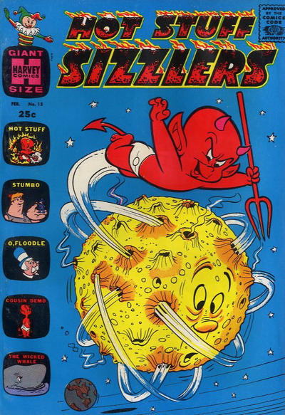 Hot Stuff Sizzlers A1 Comix Comic Book Database