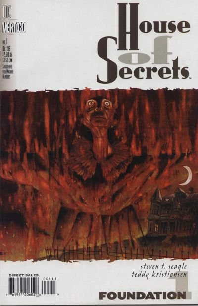 House of Secrets (3rd Series) Comic Book Back Issues by A1 Comix