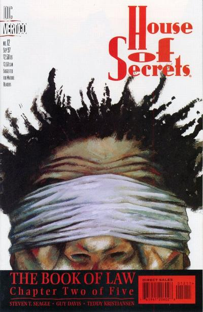 House of Secrets (3rd Series) A1 Comix Comic Book Database