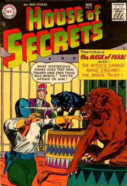 House of Secrets A1 Comix Comic Book Database