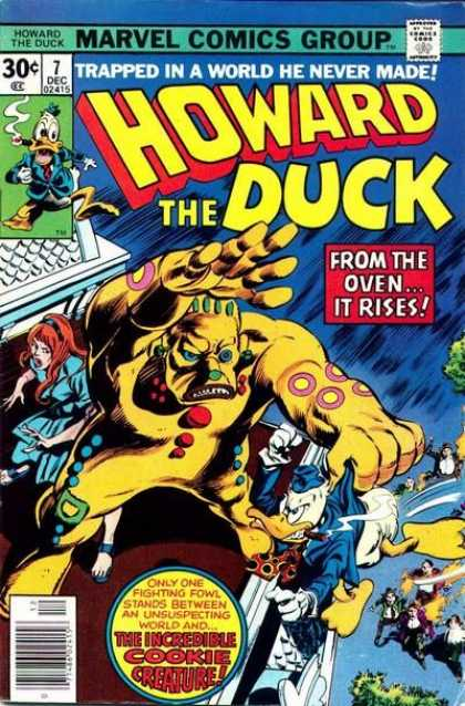 Howard the Duck A1 Comix Comic Book Database