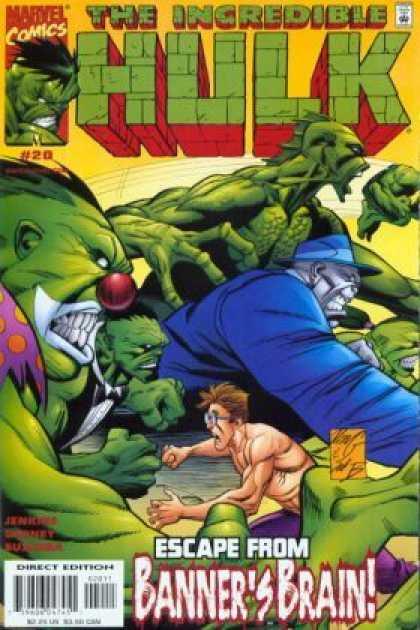 Hulk (2000) A1 Comix Comic Book Database