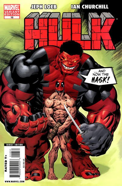 Hulk (2008) A1 Comix Comic Book Database