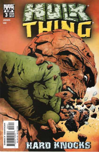 Hulk and Thing: Hard Knocks A1 Comix Comic Book Database