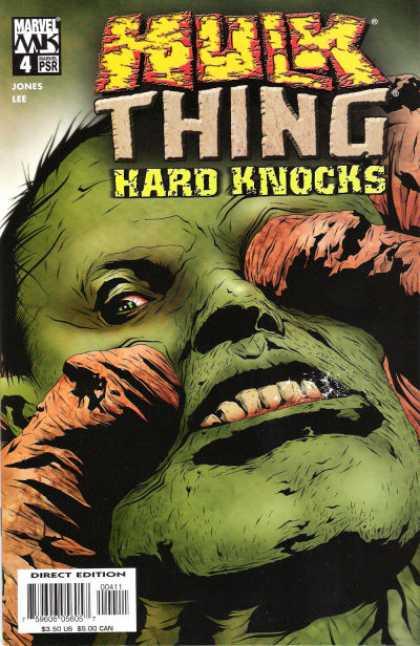 Hulk and Thing: Hard Knocks A1 Comix Comic Book Database