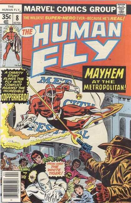 Human Fly A1 Comix Comic Book Database