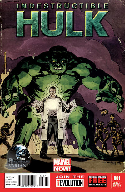Indestructible Hulk Comic Book Back Issues by A1 Comix
