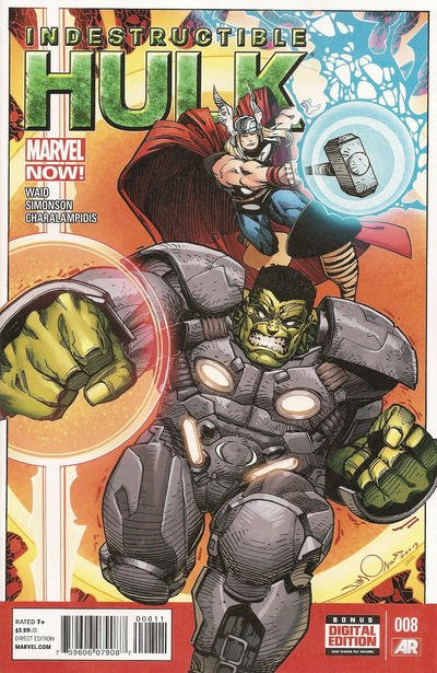 Indestructible Hulk A1 Comix Comic Book Database