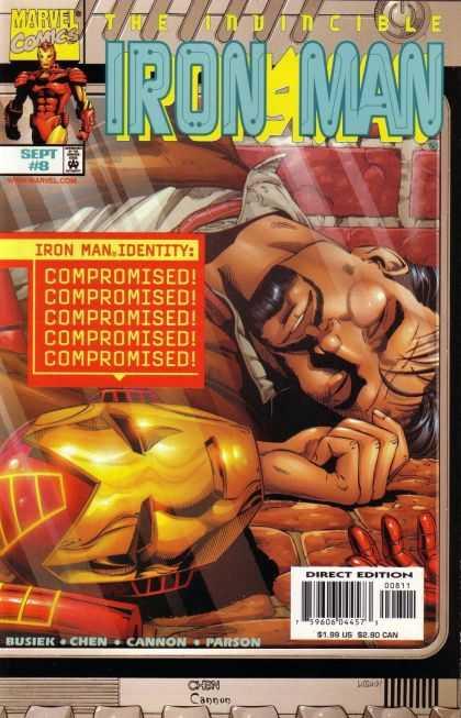Iron Man 1998 A1 Comix Comic Book Database