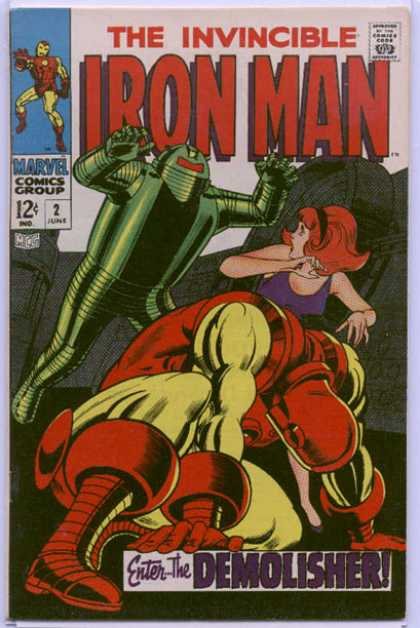 Iron Man A1 Comix Comic Book Database