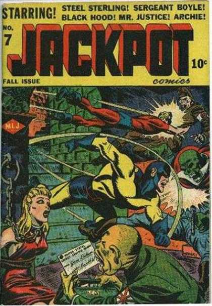 Jackpot Comics A1 Comix Comic Book Database