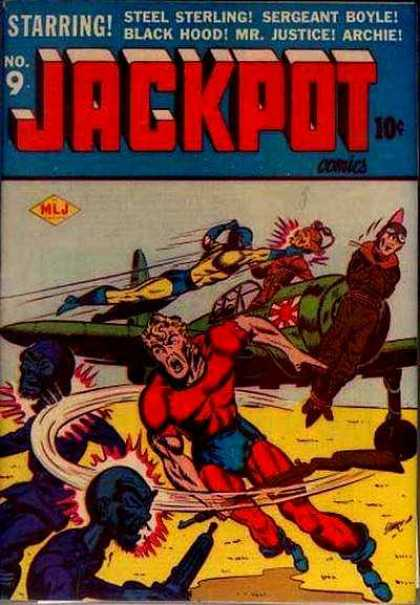 Jackpot Comics A1 Comix Comic Book Database
