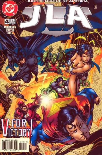 JLA A1 Comix Comic Book Database