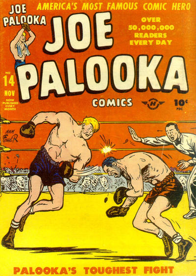 Joe Palooka Comics A1 Comix Comic Book Database