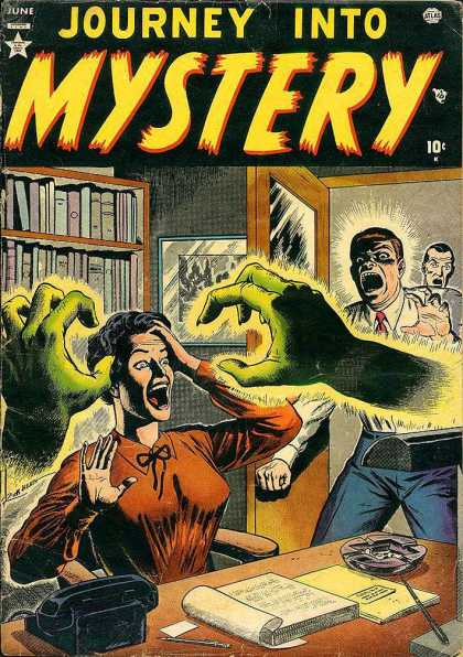 Journey Into Mystery Comic Book Back Issues by A1 Comix